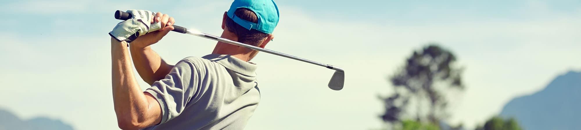 Specialist in de golfsport