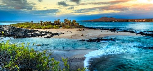 Het natuurschoon van Galapagos